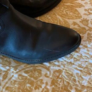 Sam Edelman Shoes - Sam Edelman Tall Black Leather Boots